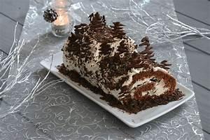 Decoration Pour Buche De Noel : b che chocolat mascarpone b che de no l au fil du thym ~ Farleysfitness.com Idées de Décoration