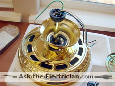 how to fix my ceiling fan how to repair a ceiling fan