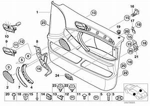 2006 Bmw X5 Parts Diagram