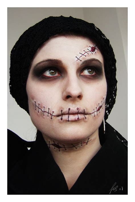 The Purge Mask Halloween Club by The Gallery For Gt Easy Halloween Makeup Ideas For Women