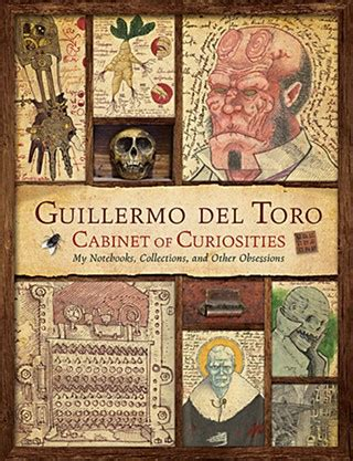 Guillermo Toro Cabinet Of Curiosities Pdf by Big Beautiful Books Adorn Your Coffeetables With These