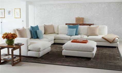 canapes modulables un canapé modulable pour un style négligé et amusant
