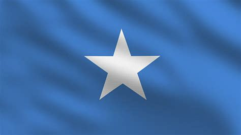 Somali Flag Videos And B-roll Footage