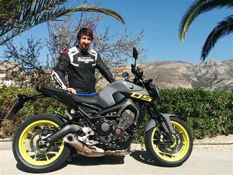Yamaha Mt09 First Ride Mcn
