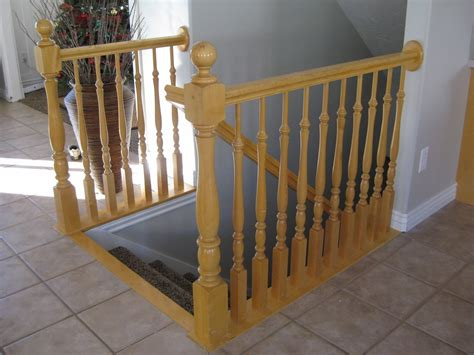 Handrail Banister by Remodelaholic Stair Banister Renovation Using Existing