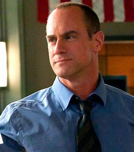 Det. Elliot Stabler played by Christopher Meloni | Cast ...