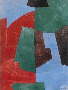 Serge Poliakoff... Contemporary Impressionists Quotes