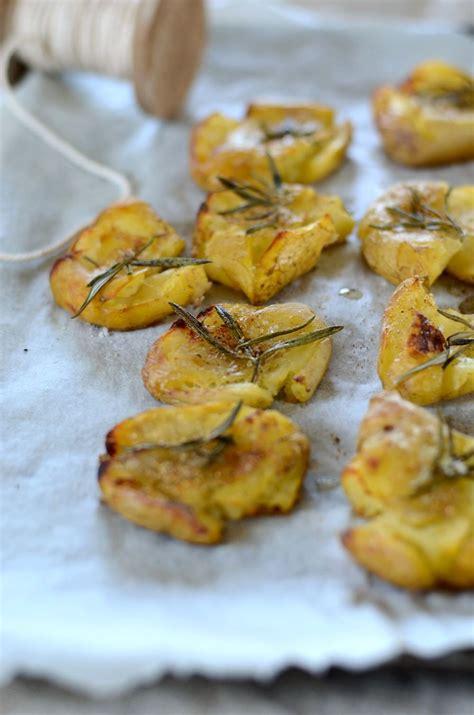poire de terre cuisine pommes de terre écrasées au four blogs de cuisine
