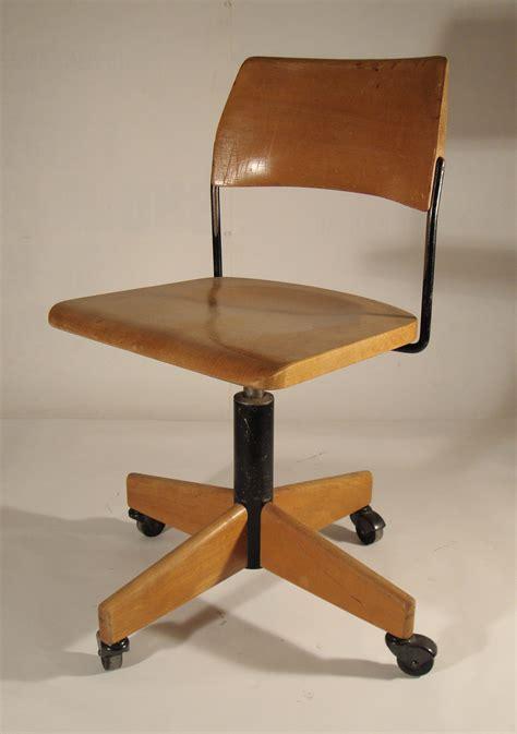 chaise de bureau en bois rrrr