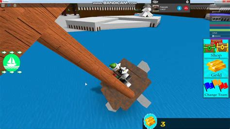 How To Build A Boat Roblox by баг на режиме в Roblox Build A Boat For Treasure