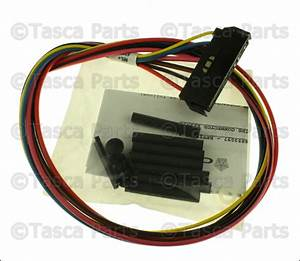 Brand New Oem Mopar Ignition Switch Wiring Harness Dodge