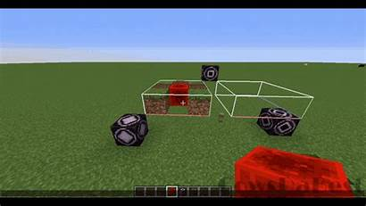 Redstone Min Properly Blocks Structure Using Don