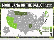 Legal Marijuana And A Higher Minimum Wage States That