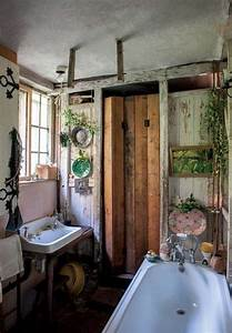 The, Perfect, Bohemian, Bathroom, For, Your, Cabin, In, The, Woods