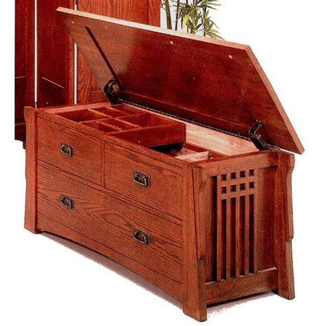 mission style dresser plans woodworking projects plans