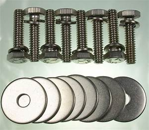 Mk1 Cortina Front Seat Bolts Stainless Steel Gt Lotus