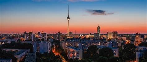 berlin skylines mm photography