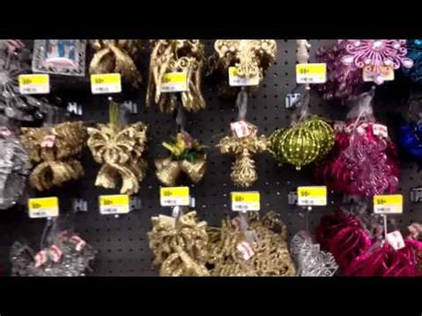christmas walmart decor looking at lovely decorations at walmart 11 30