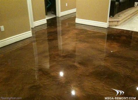 epoxy flooring vs stained concrete decorative concrete stains and epoxy coatings epoxy floor paint flooringpost
