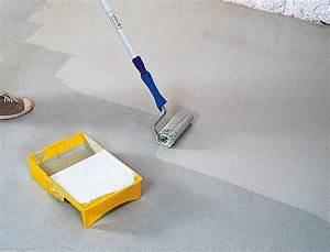 Astuce Enlever Plinthes Carrelage Sur Cloisons : comment peindre un sol en ciment ~ Melissatoandfro.com Idées de Décoration