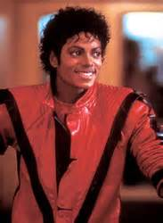 Michael Jackson (Thriller Look) - Fashion in the 1980s