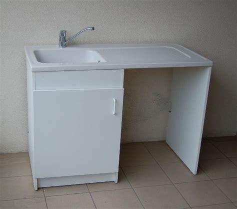 mobilier table meuble sous evier avec lave vaisselle