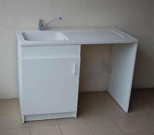 photo lave vaisselle evier With meuble sous evier avec lave vaisselle