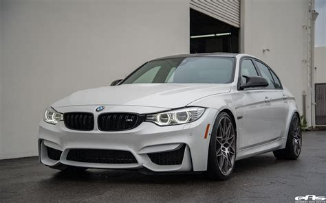 bmw m3 alpine white bmw m3 with a zcp package gets tuned