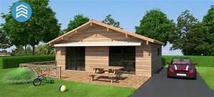 Chalet En Bois Prix : prix d 39 un chalet habitable bois en kit ou pr t monter ~ Premium-room.com Idées de Décoration