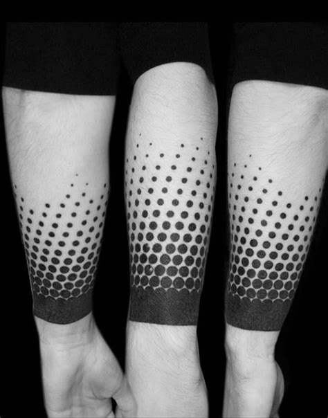15 Perfect Dotwork Tattoo Designs for Women and Men