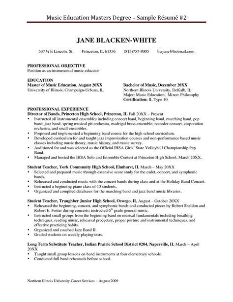 Graduate Resume by Graduate Teachers Resume Exle Search Getting