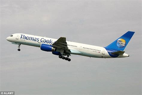 Thomas Cook pilot forced to make emergency landing in ...