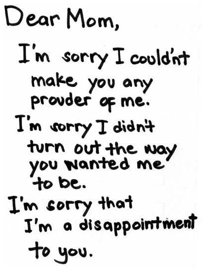 Disappointment Quotes Self Sorry Sad Quotesgram Text