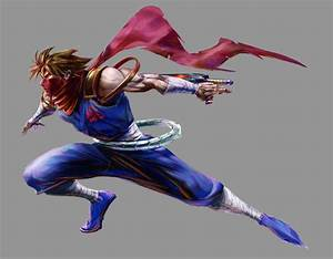 Marvel VS Capcom 2 Strider By UdonCrew On DeviantArt