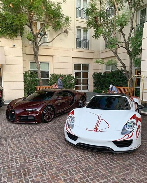 Not only did this car set records, but it was engineered to push those boundaries every single day. Chiron vs 918 Spyder... | Porsche, Bugatti, Spyder