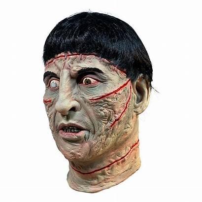Frankenstein Horror Hammer Curse Mask Halloween Tots