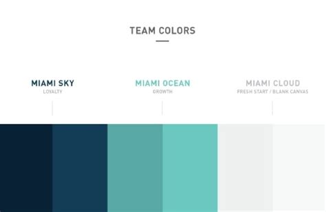 Unreal Cool Branding Proposal For Beckham's Miami MLS Team ...