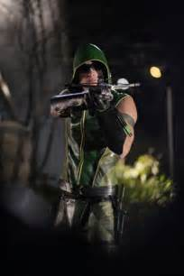 Green Arrow From Smallville