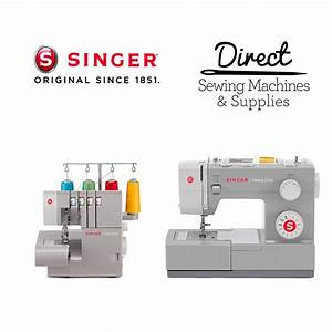 Singer Heavy Duty Package 4411  U0026 14hd854  U2013 Direct Sewing
