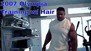 Ronnie Coleman 2007 Mr  Olympia Comeback