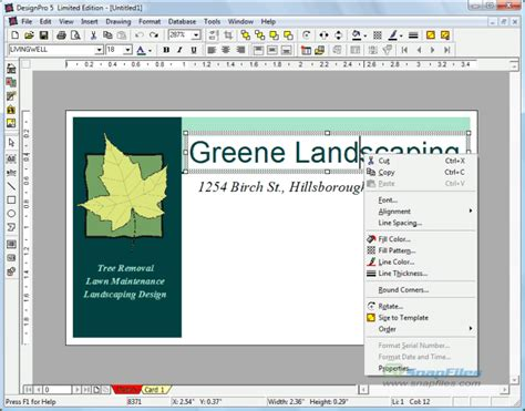 avery design pro avery designpro limited screenshot and at