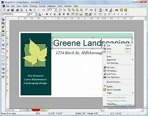 avery designpro limited screenshot and download at With avery design pro software