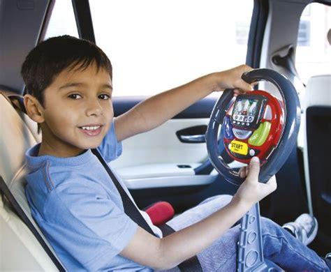 driver casdon sat nav car steering interact