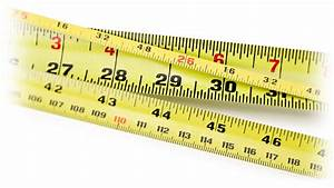 How To Read And Use A Pocket Tape Measure