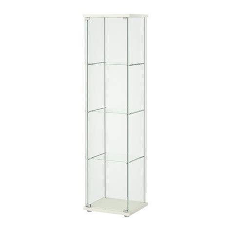 ikea wall curio cabinet ikea detolf glass curio display cabinet white buy online