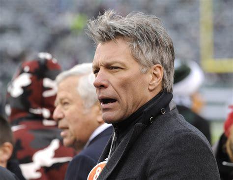 Jon Bon Jovi Says Won Buy Titans The Portland Press