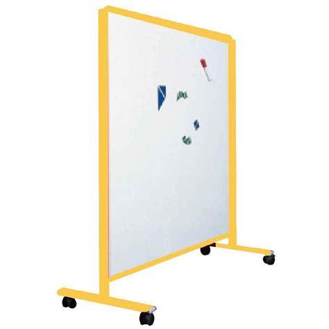 tableau de bureau tableau enfant 120x120 jaune polyvision vente de