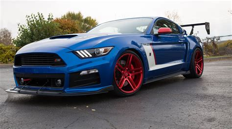 Roush To Debut 850 Horsepower Mustang At Sema The