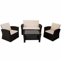 Gartenmöbel Sitzgruppe Rattan Lounge : gartenm bel polyrattan lounge gartenset rattan sitzgruppe garnitur palm beach ~ Sanjose-hotels-ca.com Haus und Dekorationen