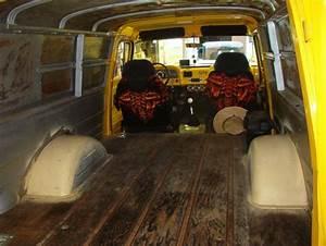 1843  1963 Chevy Panel Truck  454